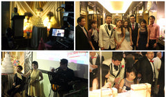 Wedding of Lay Ting & Yan Feng @ Mandarin Oriental, Singapore