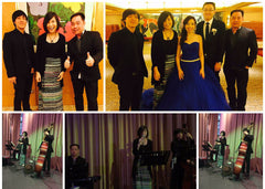 Wedding of Boon Long & Jaime @ Ritz Carlton
