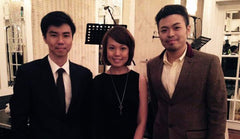Charles & Kaiqi's Wedding @ Intercontinental Singapore