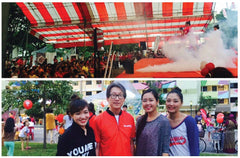 Bedok Community Arts & Culture Club Event @ Bedok South