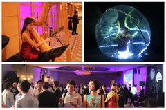 Socar's Company Event @ The Fullerton Hotel Singapore