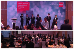 ACCA Dinner @ Pan Pacific Hotel