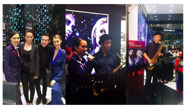 M.A.C The Night @ Sephora Orchard | M.A.C The Night @ Sephora Orchard