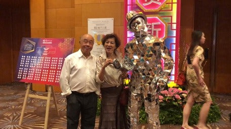 Chinese New Year 2020 Resorts World Sentosa Roving Activity @ RWS