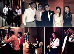Damien & Dawn's Wedding @ Capella Hotels and Resorts Sentosa