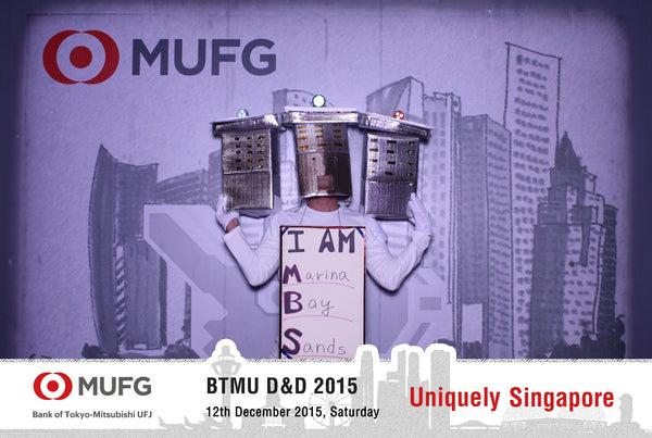 MUFG Corporate Event at Resorts World