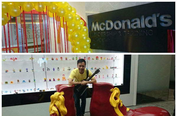 Corporate Performance for McDonald's Event | Corporate Performance for McDonald's Event