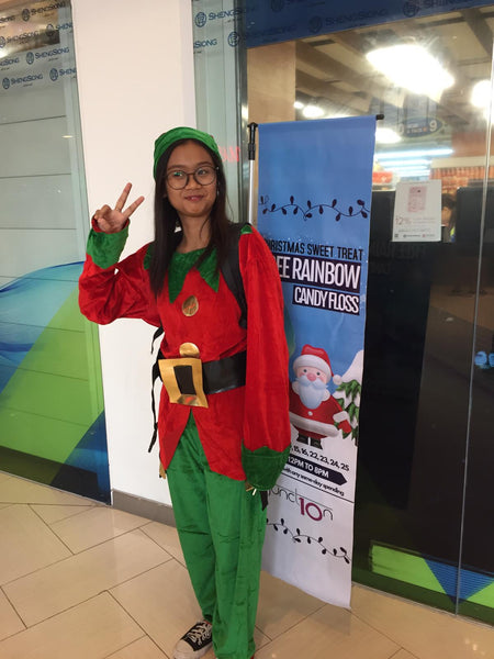 Far East Malls Christmas Activation 2018 @ Junction 10