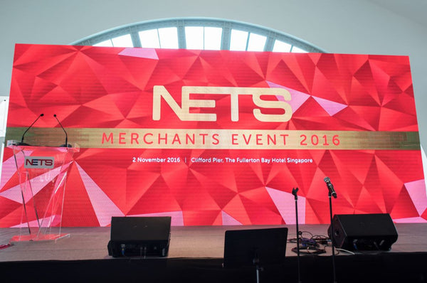 Nets 31st Merchants Event 2016 Launch at The Clifford Pier | Nets 31st Merchants Event 2016 Launch at The Clifford Pier