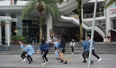 Flashmob Wedding Proposal @ Vivocity