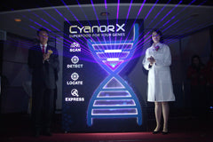 Elken Cyanor X Launch