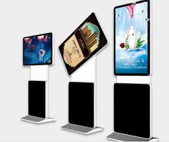 Mobile Vertical Touch Screen TV
