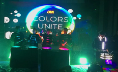 3M Appreciation Party Colors Unite 2019 @ Merchant Court Hotel