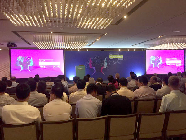 Qlik Data Revolution 2019 @ Grand Hyatt Singapore