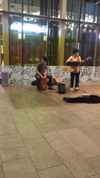 Orchard Central Buskers Activation @ OC