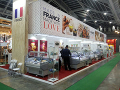 F&B exhibition booth design