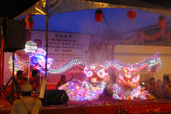 Lion Dance Troupe