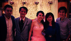 Boon Ynn & Grace's Wedding @ Hotel Fort Canning