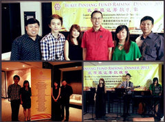 Bukit Panjang Fund Raising Dinner @ Orchid Country Club