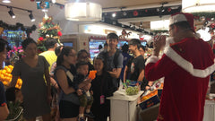 Christmas Caroling Cheer @ Cold Storage Islandwide