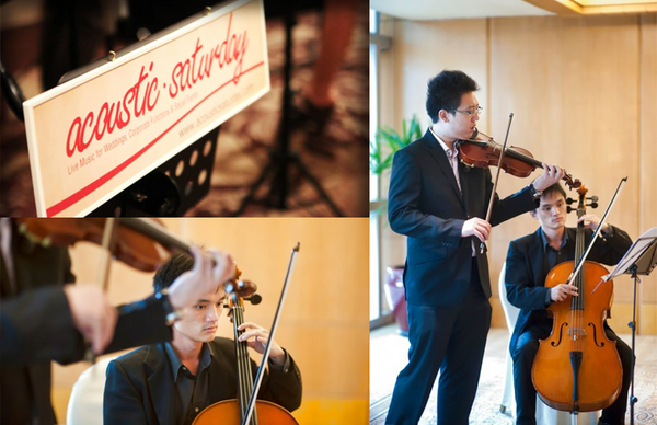 Classical Strings @ The Ritz-Carlton | Classical Strings @ The Ritz-Carlton