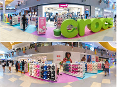 Crocs Roadshow Exhibition 2019 @ Vivocity