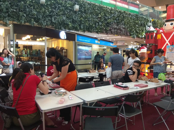 Seletar Mall Christmas 2018 @ Seletar Mall