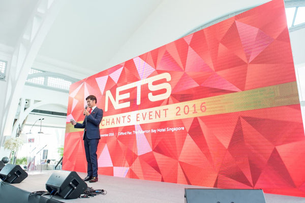 Nets 31st Merchants Event 2016 Launch at The Clifford Pier