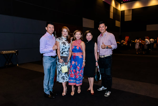 AIA Pacers & iLeap Celebrations 2019 @ Suntec Convention Hall