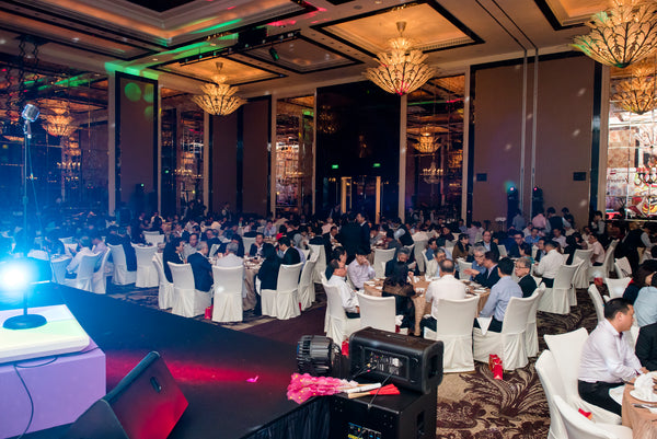 CIMB Commercial Banking Client Appreciation CNY Dinner 2018 @ The St. Regis