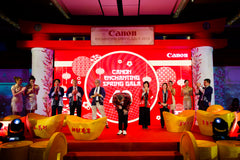 Canon CNY Prosperity Dealers Night Spring Gala 2019 @ Sofitel City