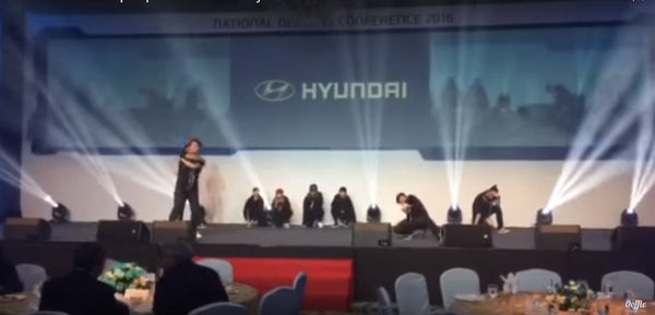 2016 Hyundai National Dealer Conference @ Shangri La Hotel | 2016 Hyundai National Dealer Conference @ Shangri La Hotel
