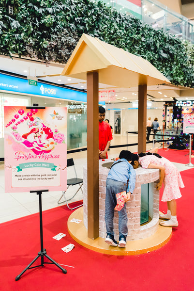 Seletar Mall Chinese New Year 2020 Activation @ Seletar Mall