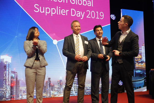 Infineon Global Supplier Day 2019 @ Grand Hyatt Malaysia