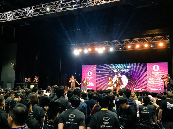Startup Weekend Singapore Mega 2018 @ *SCAPE