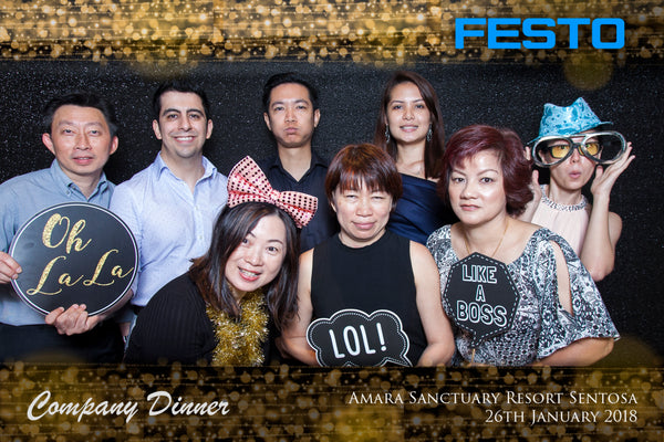 Festo Company Dinner & Dance @ Amara Sanctuary
