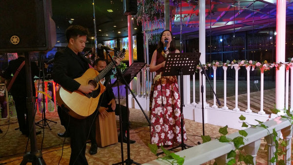 Wedding Live Band @ Raffles Marina Country Club