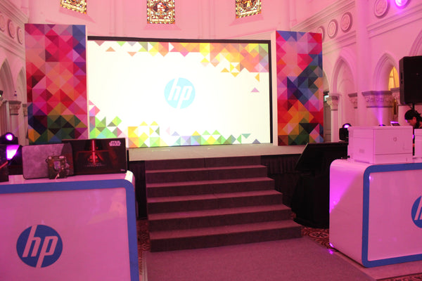 HP Launch Event @ Chijmes