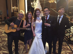 Wedding @ St. Regis Hotels & Resorts