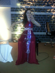 LED Cellist @ Monti Private Dining Event