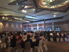 Eric's Wedding @ Swissotel Fairmont Hotel