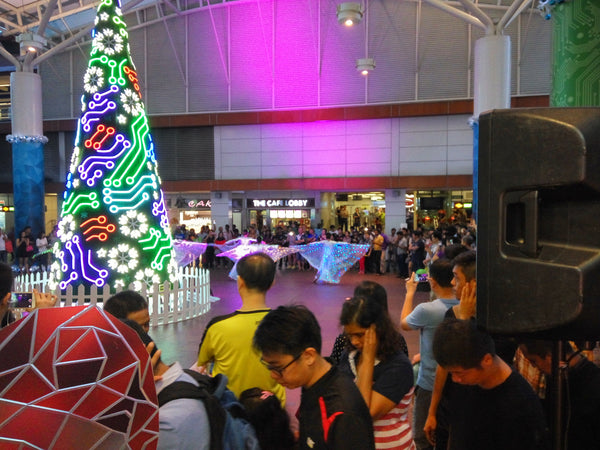 Jurong Point Marketing Activation Campaign