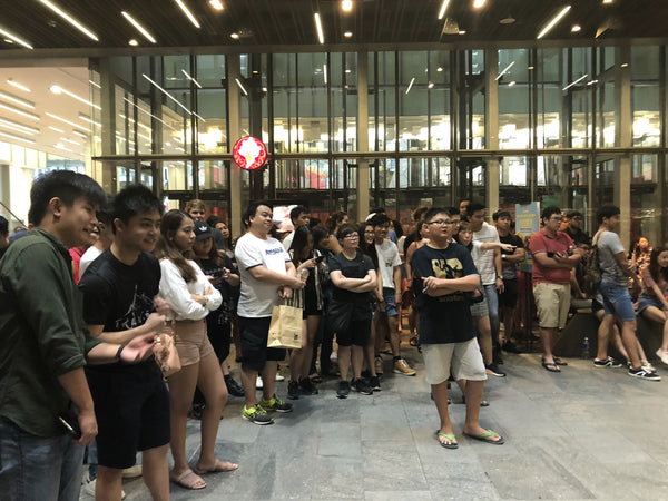 Orchard Central Movement Reboot Campaign 2018 @ OC