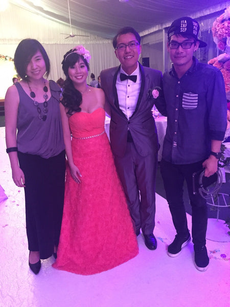 Wedding of Liyi @ Hotel Fort Canning