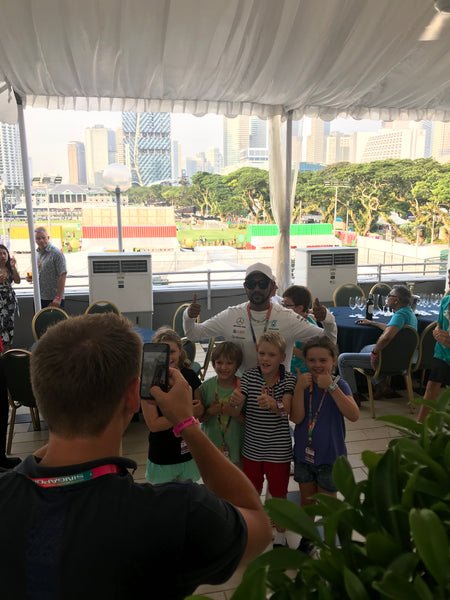 Formula One Race F1 Impersonator 2018 @ Singapore Recreation Club