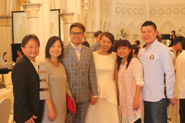 Wedding Affair at Chijmes