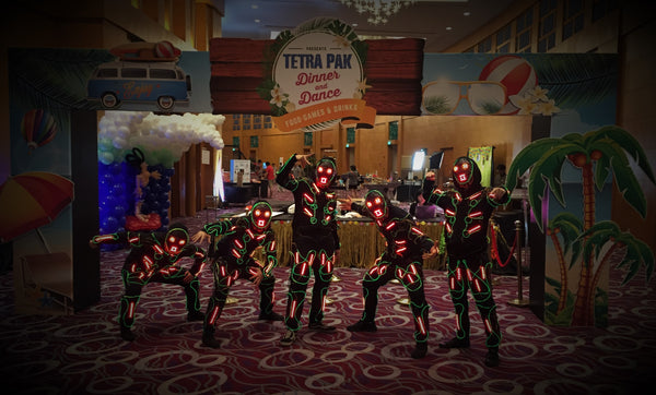 Tetrapek Dinner & Dance @ Resorts World Singapore