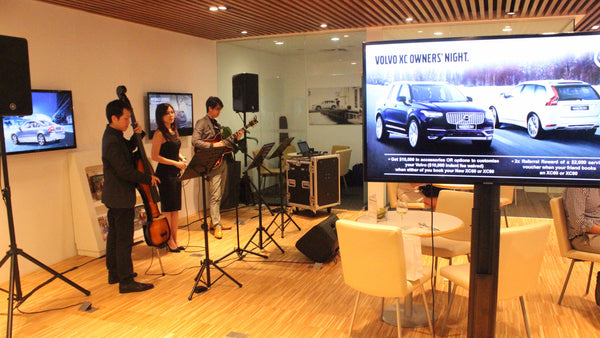 Volvo Owner's Night @ Volvo Showroom | Volvo Owner's Night @ Volvo Showroom