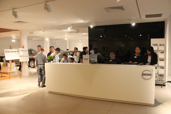 Volvo Owner's Night @ Volvo Showroom