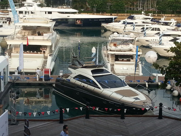 Luxury Yacht Show & Asia Boating Awards @ One Degree 15 Marina Club